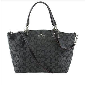 New! Coach small Kelsey satchel bag